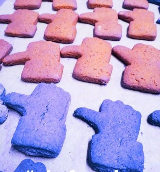 mark cookies