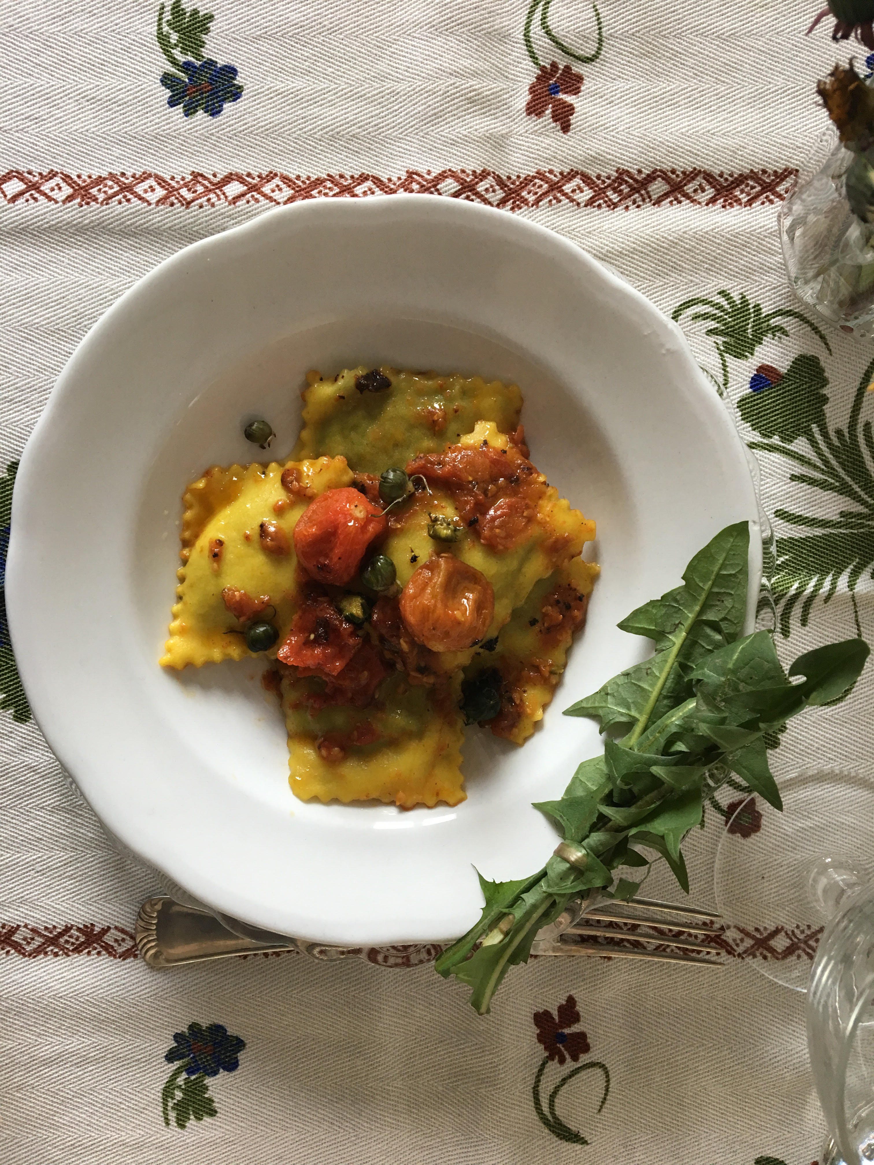 tortelli tarassaco 4
